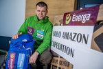 Energa Solo Amazon Expedition na pomoc Pomorskiemu Hospicjum dla Dzieci